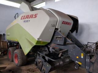 Presa za baliranje slame CLAAS QUADRANT 3400 BIG BALER