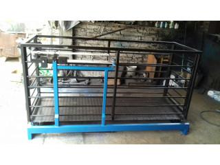 Stočna vaga 750 kg sa ogradom