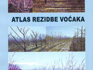 KNJIGA, ATLAS REZIDBE VOĆAKA.,;