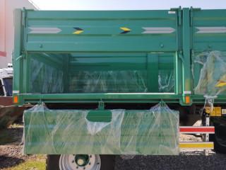 Prodaja  novih  prikokolica  Dominator licenca Kvederland - prikolica 10 tona