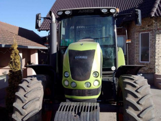 Claas Ares 567