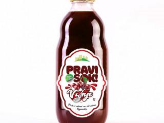 Matični sok od VIŠNJE - prirodni ANTIOKSIDANT (100% voće)