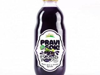 Matični sok od RIBIZLE za odlicnu krvnu sliku (100% voće)