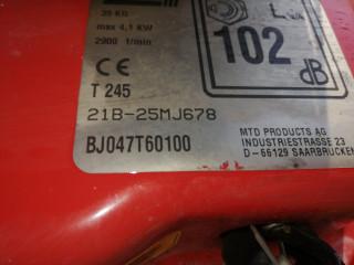 Motorna kopačica freza MTD T 245