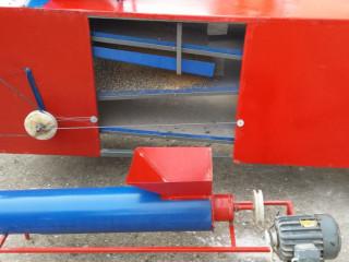 Selektor - Trijar sa uredjajem za žarenje pšenice