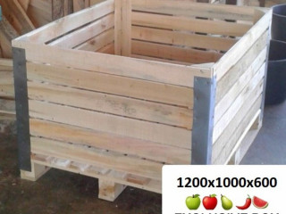 Box Palete - sanduci za voće i povrće
