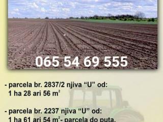 Na prodaju obradivo poljoprivredno zemljište u Krajišniku